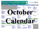 AKBC October 2014 Calendar iconified 134x98