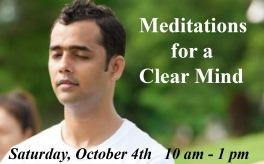 Saturday Meditations