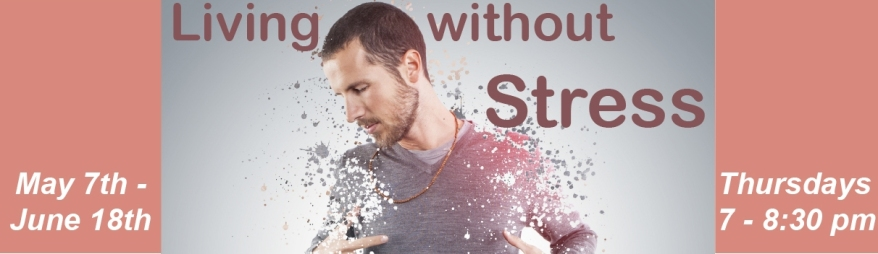 Dissolve your Stress banner